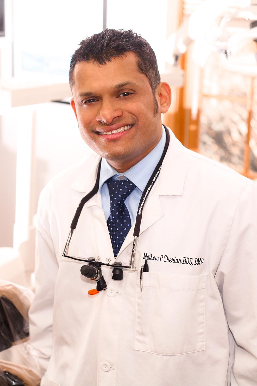 Dr Mathew Cherian